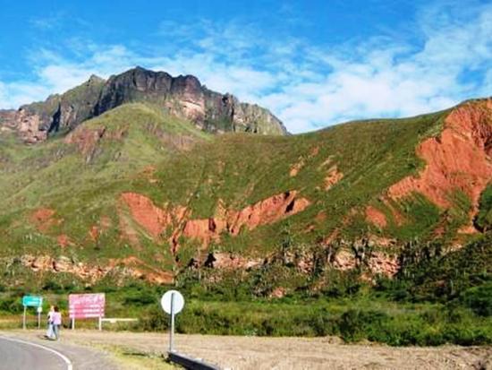 Visite Cachi - Salta